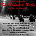 Family MC Presents - The Redwood Rally - A Myers Flat Blockparty