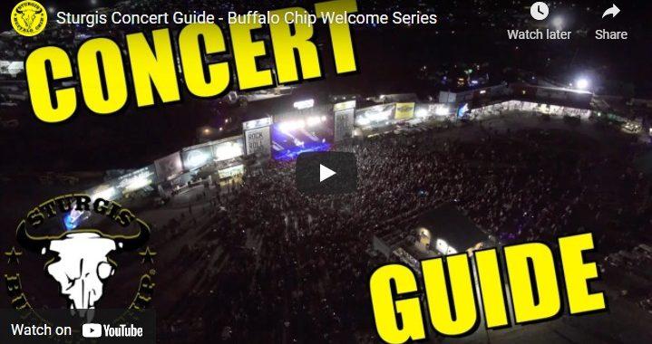 Sturgis Concert Guide - Buffalo Chip