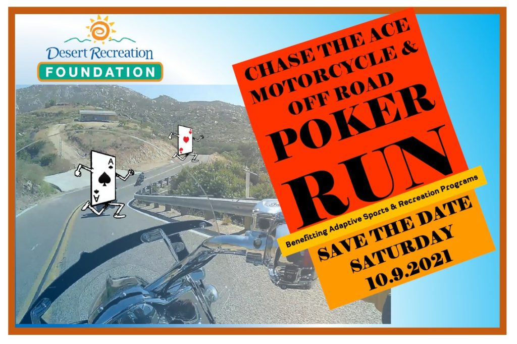 Chase the Ace Motorcycle & Off Road Poker Run