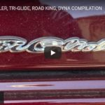Freewheeler, Tri-Glide, Road King, Dyna Compilation | Riding Humboldt County