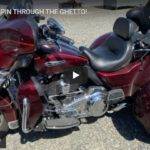 TRI-GLIDE SPIN THROUGH THE GHETTO! | Riding Humboldt County