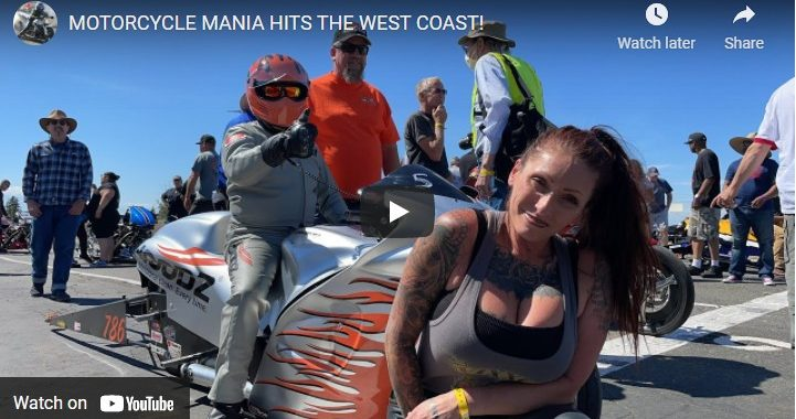 CycleDrag - Motorcycle Mania Hits West Coast