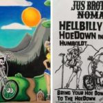 Jus Brothers Nomads - 3rd annual Hellbilly Hoedown in Humboldt