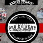James Surber All Bike Shootout | Samoa Drag Strip - Eureka, CA