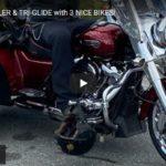FREEWHEELER & TRI-GLIDE with 3 NICE BIKES! Blue Lake to Willow Creek | Riding Humboldt County