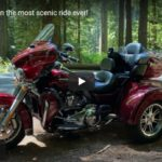 TRI-GLIDE on the most scenic ride ever! | Riding Humboldt County