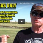 Watch the Best Party Anywhere on Buffalo Chip Live!   Sturgis Buffalo Chip