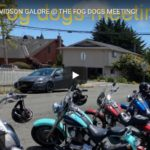 HARLEY DAVIDSON GALORE @ THE FOG DOGS MEETING! | Riding Humboldt County