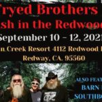 The Fryed Brothers Band BASH IN THE REDWOODS 2021