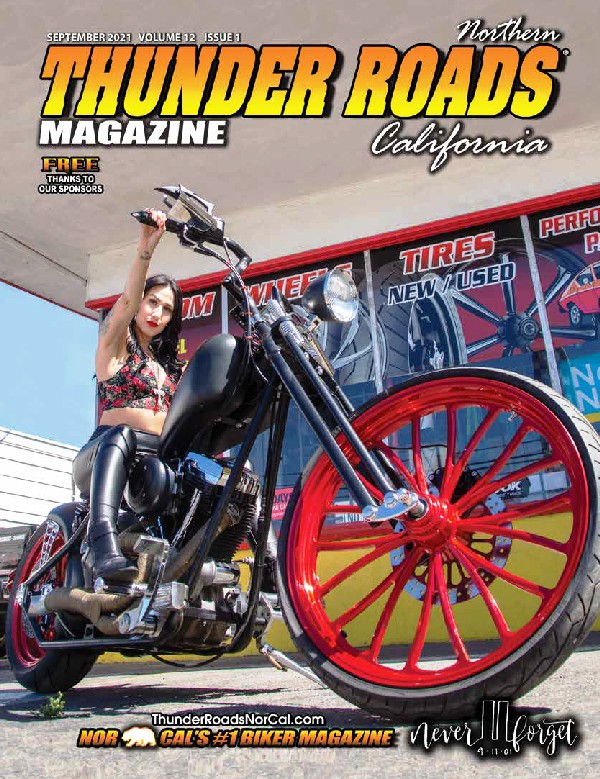 Thunder Roads NorCal July 2021 Issue