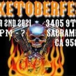 BIKETOBERFEST - HAMC Sacramento