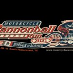 Motorcycle Cannonball 2021 - Sept 9 to Sept 26 - Michigan to Texas