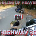 Harley Davidson ride on HWY 36 | Riding Humboldt County