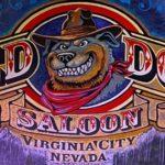 The Fryed Brothers Band at Red Dog Saloon Virginia City NV - Street Vibrations