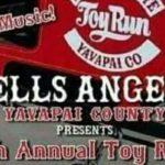 Hells Angels Yavapai County AZ Toy Run