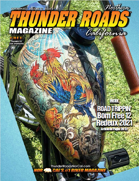 Thunder Roads NorCal October 2021 Issue