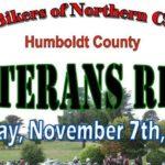 U.B.N.C. Humboldt - Veterans Ride 2021